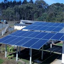 Energia Solar Rural 20,70 kWp 60 módulos Rio Negro Paraná