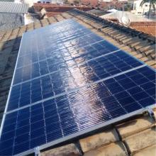 Energia Solar Residencial 2,64 kWp 8 módulos Tremembé SP