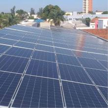 Energia Solar Comercial 49,83 kWp 151 módulos Três Lagoas MS