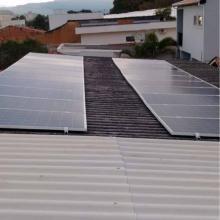 Energia Solar Comercial 6,60 kWp 20 módulos Taubaté São Paulo