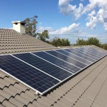 Energia Solar Residencial 3,96 kWp 12 módulos Jari RS
