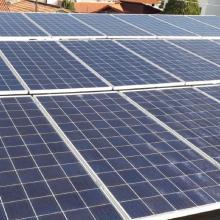 Energia Solar Comercial 9,90 kWp 30 módulos Araguaína Tocantins
