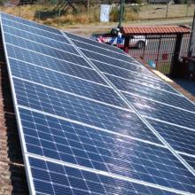 Energia Solar Residencial 9,62 kWp 26 módulos Irati Paraná