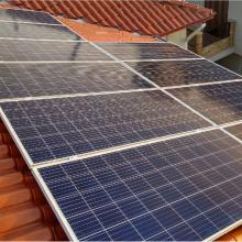 Energia Solar Residencial 3,96 kWp 12 módulos Canoas RS
