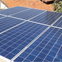 Energia Solar Residencial 2,64 kWp 8 módulos Sidrolândia MS