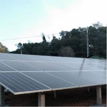 Energia Solar Rural 56,98 kWp 154 módulos Chapecó SC
