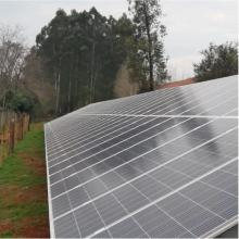 Energia Solar Rural 50,25 kWp 150 módulos Palmitos SC