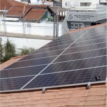 Energia Solar Residencial 12,80 kWp 40 módulos Campo Grande MS