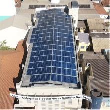 Energia Solar Comercial 58,08 kWp 176 módulos Rio Verde Goiás