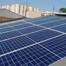 Energia Solar Residencial 3,50 kWp 10 módulos Taubaté SP