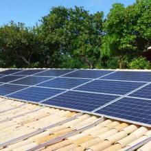 Energia Solar Residencial 17,16 kWp 52 módulos Camaçari Bahia