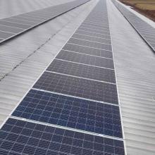 Energia Solar Rural 101,64 kWp 308 módulos Quinta do Sol Paraná