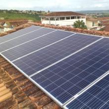 Energia Solar Residencial 2,64 kWp 8 módulos Itamaraju Bahia