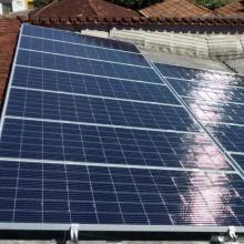 Energia Solar Residencial 4,62 kWp 14 módulos Itamaraju Bahia