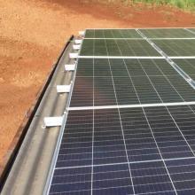 Energia Solar Rural 54,60 kWp 156 módulos Sertão RS