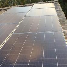 Energia Solar Residencial 4,62 kWp 14 módulos Salvador Bahia