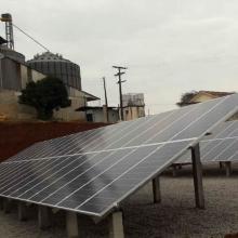 Energia Solar Rural 66 kWp 200 módulos Sertão Rio Grande do Sul