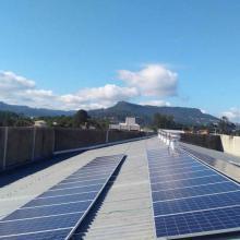 Energia Solar Comercial 19,76 kWp 59 módulos Rio do Sul SC