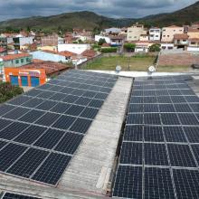 Energia Solar Comercial 92,50 kWp 250 módulos PE
