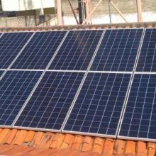 Energia Solar Comercial 12,54 kWp 38 módulos Teresina Piauí