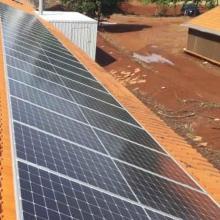 Energia Solar Rural 27,39 kWp 83 módulos Corbélia Paraná