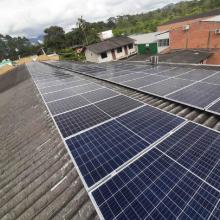 Energia Solar Comercial 25,20 kWp 72 módulos Indaial SC
