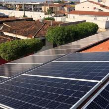 Energia Solar Residencial 10,56 kWp 32 módulos Tauá Ceará