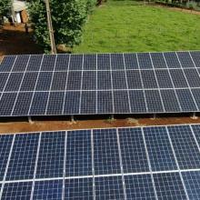 Energia Solar Rural 35,36 kWp 104 módulos Nova Itaberaba SC