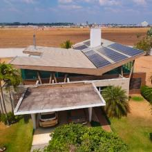 Energia Solar Residencial 13,20 kWp 40 módulos Sinop Mato Grosso