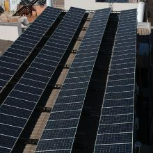 Energia Solar Comercial 43,56 kWp 132 módulos Sinop Mato Grosso