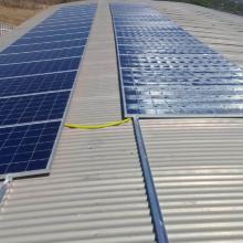 Energia Solar Residencial 6,93 kWp 21 módulos Morada Nova Ceará