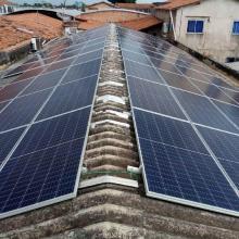 Energia Solar Comercial 30,45 kWp 87 módulos Santa Inês MA