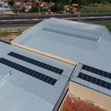 Energia Solar Comercial 17,16 kWp 52 módulos Marília São Paulo