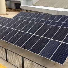 Energia Solar Comercial 19,80 kWp 60 módulos Piraju São Paulo