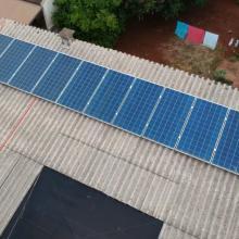 Energia Solar Residencial 3,30 kWp 10 módulos Sertanópolis PR