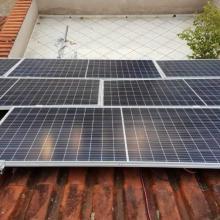 Energia Solar Residencial 4,20 kWp 12 módulos São João Del Rei