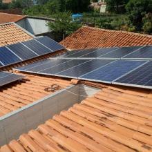 Energia Solar Comercial 13,40 kWp 40 módulos Santa Inês MA