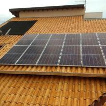 Energia Solar Residencial 4,56 kWp 12 módulos SP