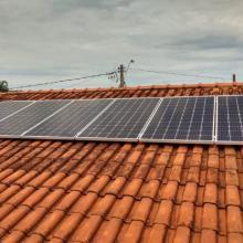 Energia Solar Residencial 2,22 kWp 6 módulos SP