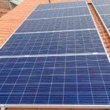 Energia Solar Residencial 7,37 kWp 22 módulos Buriticupu MA