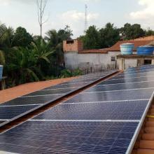 Energia Solar Residencial 8,71 kWp 26 módulos Santa Luzia MA