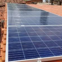 Energia Solar Residencial 2,68 kWp 8 módulos Buriticupu MA