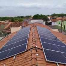 Energia Solar Residencial 6,27 kWp 19 módulos Imperatriz MA