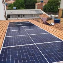 Energia Solar Residencial 8,05 kWp 23 módulos Imperatriz MA