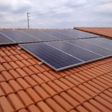 Energia Solar Residencial 3,63 kWp 11 módulos Imperatriz MA