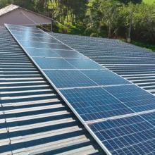 Energia Solar Rural 11,88 kWp 36 módulos Sidrolândia MS