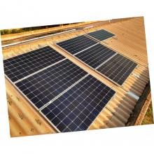 Energia Solar Residencial 5,18 kWp 14 módulos Palmas Tocantins