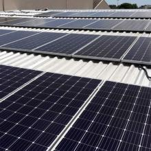 Energia Solar Comercial 17,49 kWp 53 módulos Francisco Beltrão