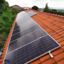 Energia Solar Comercial 8,04 kWp 24 módulos Resende Costa MG