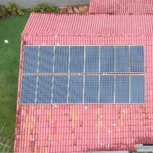 Energia Solar Residencial 5,28 kWp 16 módulos Ananindeua Pará